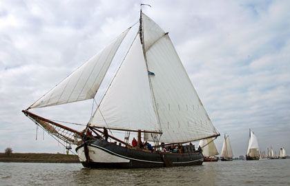 res nova in de pieper race